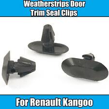 Mini porte Seal /& Weather Bande de moulage plastique Oeillet TRIM CLIPS