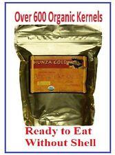 Hunza Gold 100% Organic Bitter Raw Apricot Kernels Vitamin B1 7 B15 READY to EAT