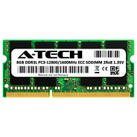 8GB ECC SODIMM DDR3L PC3-12800 Server Memory RAM for SuperMicro X9SPV-M4-3QE