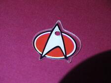 FLIPPER PROMO piccoli in plastica originale di Star Trek Portachiavi Anello FLIPPER