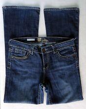 Kut from the Kloth Women's 10 Jeans Natalie High Rise Bootcut Denim Blue