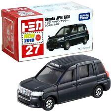 Takara Tomy Tomica #27 Toyota Japan Taxi Scale 1/62 Diecast Car Toy Mini JPN