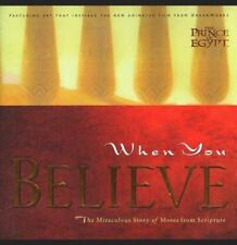 Prince of Egypt: When You Believe : The Miraculous Story of Moses from...
