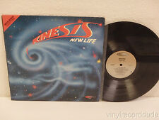 KINESIS New Life AUDIOPHILE Jazz Fusion LP Headfirst HF-9705 (1980) NM
