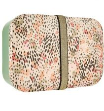 BNWT Scellé Accessorize Eco Friendly famille Bambou Fibre Lunch Box New