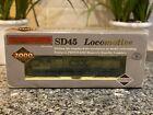 SD45 HO SCALE LOCOMOTIVE LIMITED EDITION PROTO 2000 SERIES CSX #8919