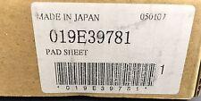 Xerox OEM 019E39781 Pad Sheet for 2045/2060/6060/6065
