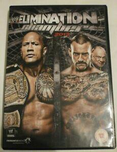 WWE - Elimination Chamber 2013 (DVD, 2013)
