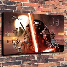 "Art QUALITY CANVAS PRINT Star Wars-starwars Episode Home Decor A4059,12""x18"""