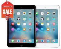 Apple iPad Mini 2nd Gen 16GB Wi-Fi AT&T (UNLOCKED) Space Gray Silver White (R-D)