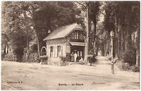 CPA 60 - SENLIS (Oise) - Le Cours (petite animation) - Coll. R.F.