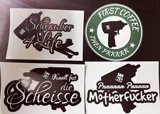 Schrauberblog STICKER-SET