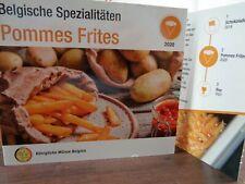 KMS BU Belgien 2020 - Pommes Frites - Auflage von nur 500x