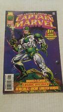 The Untold Legend of Captain Marvel #1 April 1997 Marvel Comics