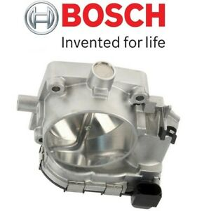 Fuel Injection Throttle Body Housing OEM Bosch For Mercedes W163 W164 R171 C230