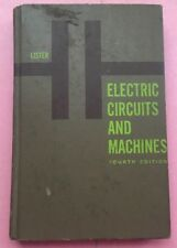 RA279  Electric Circuits And Machines 4TH Edition Eugene C. Lister