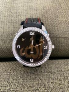 JACOB & Co. 5 Time Zone Los Angeles Swiss Made Stainless Steel 47mm Men's Watch
