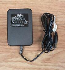 Dve (Dv-151A-1) 12Vdc 1200mA Class 2 Transformer Ac Adapter / Power Supply *Read