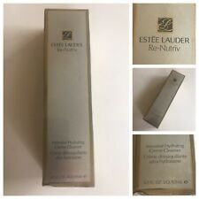 NOS Estee Lauder Re-Nutriv 4.2 Fl Oz Cream Cleanser Hydrating Sealed Box A5735