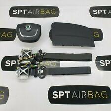 SKODA FABIA 2 FACELIFT 2010 - 2014 AIRBAG KIT AIR BAG CINTURE AIRBAG SET