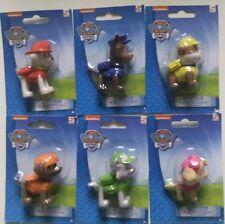 Paw Patrol Set 6 Spielfiguren Eraser 3D Puzzle