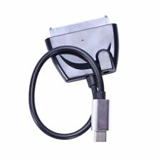 Type C Usb 3.1 Male To Sata 22 Pin 2.5/3.5 In Hard Disk Driver Ssd Adapter C 8E3