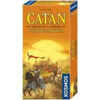 KOSMOS Catan Ergänzung 5-6 Spieler Städte & Ritter Strategie Spiel ab 12J 695514