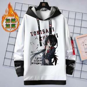 DATE A LIVE Kurumi Tokisaki Anime Kapuzen Sweatshirt Hoodie pullover Pulli Coat