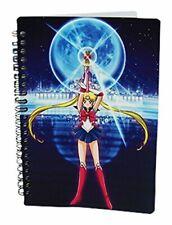 Great Eastern Entertainment Sailormoon S Marinaio Luna Notebook