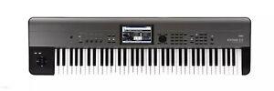 Korg Krome EX 73 Tasten Workstation Synthesizer + 2. Jahre Gewährleistung - NEU