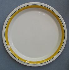 Arabia of Finland Faenza Yellow Round Chop Plate Serving Platter