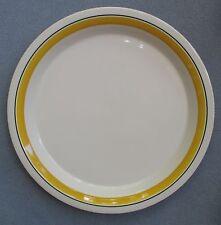 Arabia of Finland Faenza Yellow Round Chop Plate Serving Platter