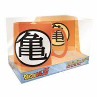 Dragon Ball Z Goku Symbols Mug and Coaster Gift Set -  FREE SHIPPING