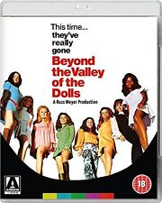 BEYOND THE VALLEY OF THE DOLLS di Russ Meyer BLURAY in Inglese NEW .cp