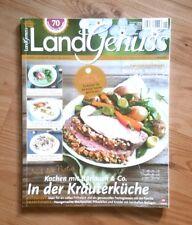 LandGenuss - Ausgabe 2/2017 - März April 2017