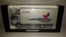 "Minichamps 1/43 Mercedes-Benz Atego 815 Koffer ""Euro 3"""