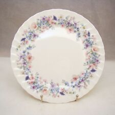 Wedgwood Bone China ANGELA (Swirl, Scallop) Salad Plate 8 3/4""