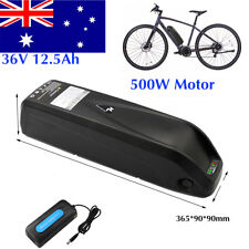 36V 12.5Ah 500W HaiLong Li-Ion Battery Pack for E-Bike Electric Bicycle