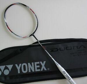 YONEX Duora Z-Strike Badminton Racquet Duo-ZS 3UG5 Choice of String