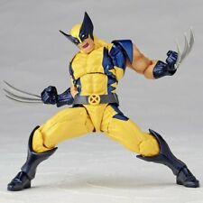 Complex AMAZING YAMAGUCHI Wolverine Revoltech X-Men Kaiyodo figure