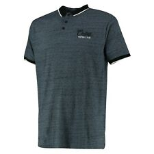 Chelsea FC Official Men's Jersey Polo Shirt - Navy - New