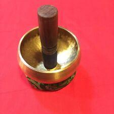 Tibetan Handbeaten Singing Bowls