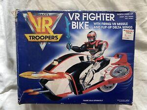 Saban's VR Troopers Fighter Bike Action Figure Vehicle, Kenner Toys 1995
