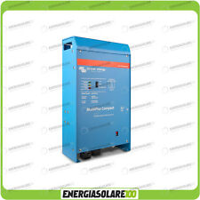 Inverter Caricabatteria 1KW 12V 1.2KVA Victron Energy MultiPlus Compact onda pur