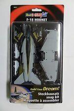 REVELL 1:100 KIT FACILE DA COSTRUIRE EASY KIT F-18 HORNET  ART 00601