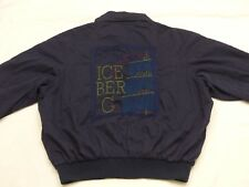 ed0e6dda6f Iceberg Autumn Jacket GULLIVERS TRAVEL SAILING SHIP Blue Size L - MINT  CONDITION