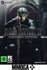 FINAL FANTASY XV WINDOWS EDITION Key - Steam Download Code PC Spiel FF15 [DE/EU]