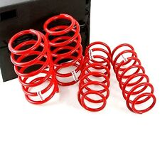 Tuning Down Lowering Storm Spring 4P 1Set  For 2011 - 2014 Kia All New Picanto