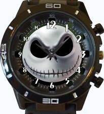 Skellington Jack New Trendy Sports Series Unisex Gift Watch