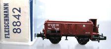 Fleischmann N 8842; Hochbordwagen Omk KPEV, Epoche 1, in OVP /F168